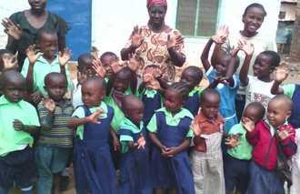 Bildung für Kenias Kinder