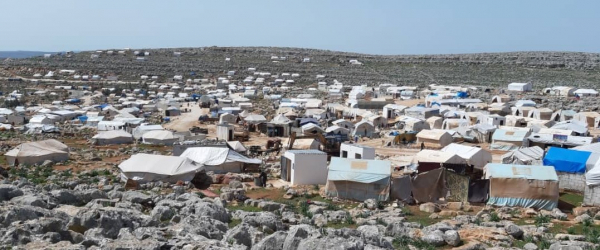 Corona help Lebanon/Syria