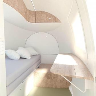 Ecocapsule - sleep smart