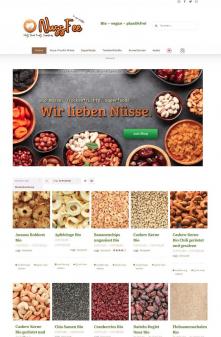 Bio Online Shop D'NussFee