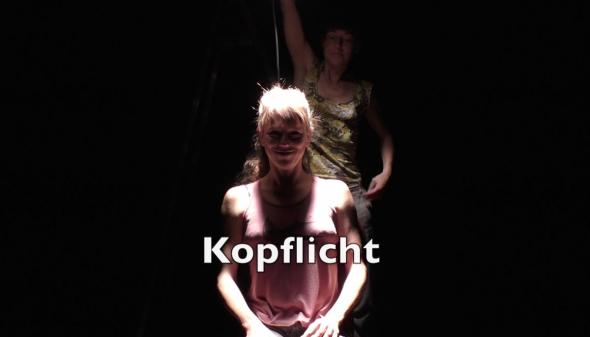 Licht an im Bühnenraum