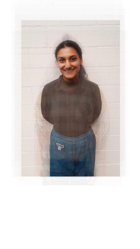 High Risk Body-Cast No. 4: Ariana Qizmolli