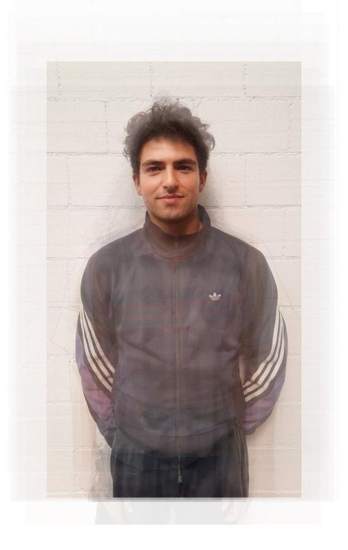 High Risk Body-Cast No. 10: Jacob Neff