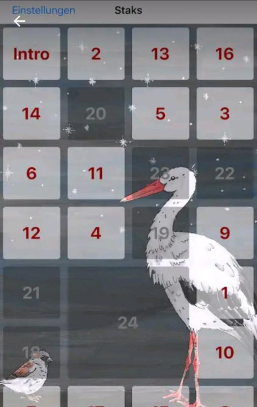 Hörspiel-Adventskalender