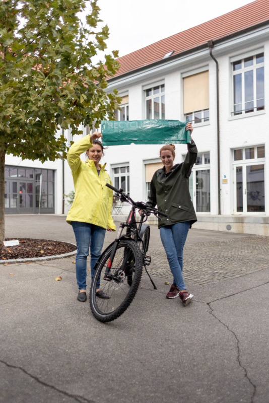 Umweltfreunde ab dem 1. Oktober in Wangen