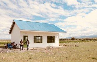 École primaire Massaï