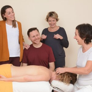 My massage education