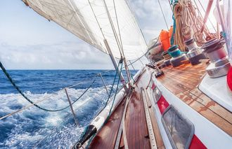 Sailing for Hope