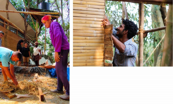Last days of crowdfunding campaign for Uravu Bamboo Grove