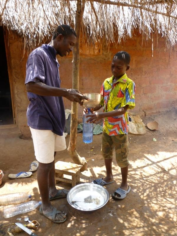 VIPs für Trinkwasser