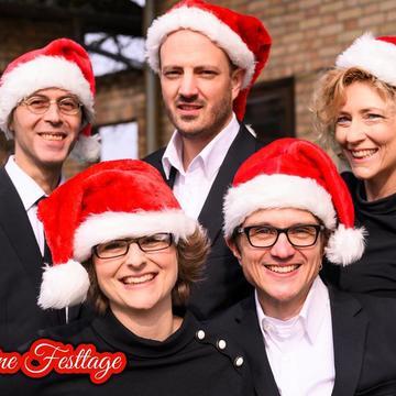 Produktion Weihnachts-CD