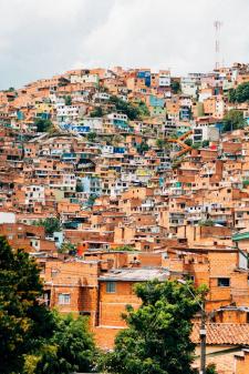 Bademode - Kolumbien