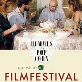Hummus und Popcorn
