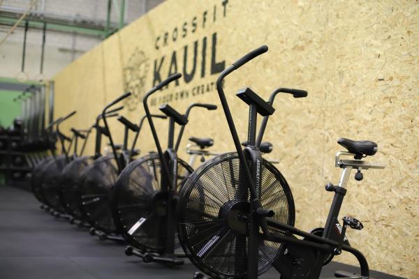 CrossFit Kauil zieht um!