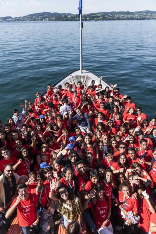 Wir sitzen alle im gleichen Boot   Siamo tutti sulla stessa barca