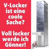 V-Locker Veloparking
