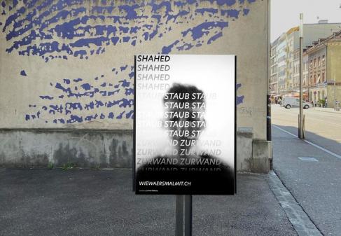 55 Kulturplakate in Basel