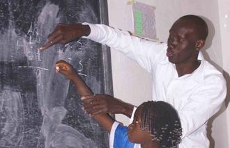 Schulbau in Guinea-Bissau