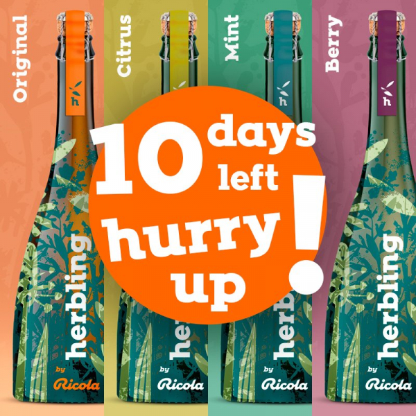 Boost your Apéro! Last 10 days to reach the 20K!