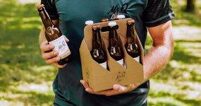 Halbzeit, jetzt geben wir alles für unseren Mr. Q Cider!