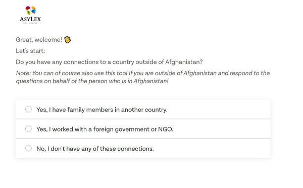 Afghanistan Legal Support
