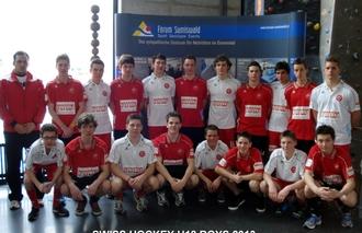 U18 Landhockey EM 2013