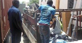 Was lange währt... wird endlich, endlich gut! Haïti live!