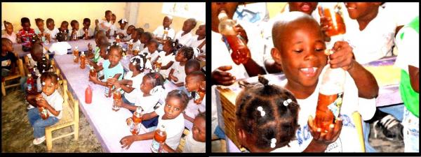 Haïti - Schule tut not!