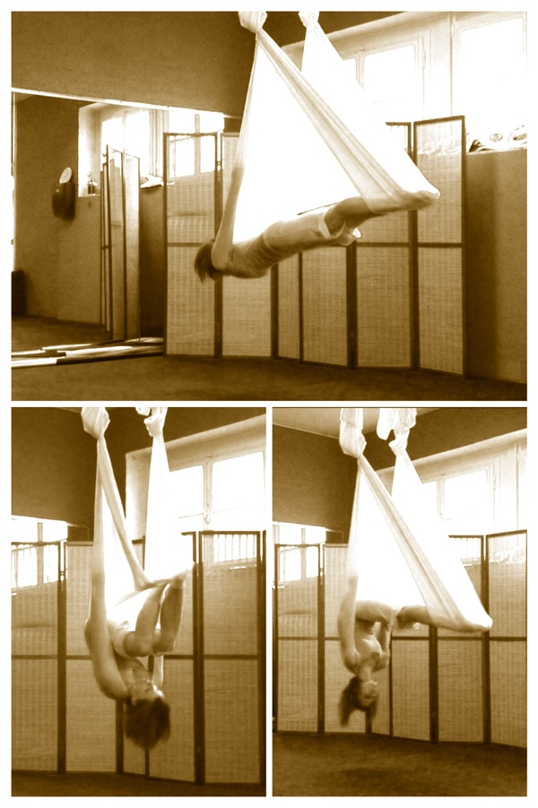 FLYING YOGA im studio4